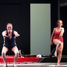 Martin Blasius (Zauberkönig), Kristine Larissa Funkhauser (Valerie)