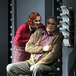 Kristine Larissa Funkhauser (Valerie), Martin Blasius (Zauberkönig)