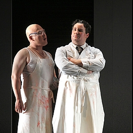 Kejia Xiong (Havlitschek), Philipp Werner (Oskar)